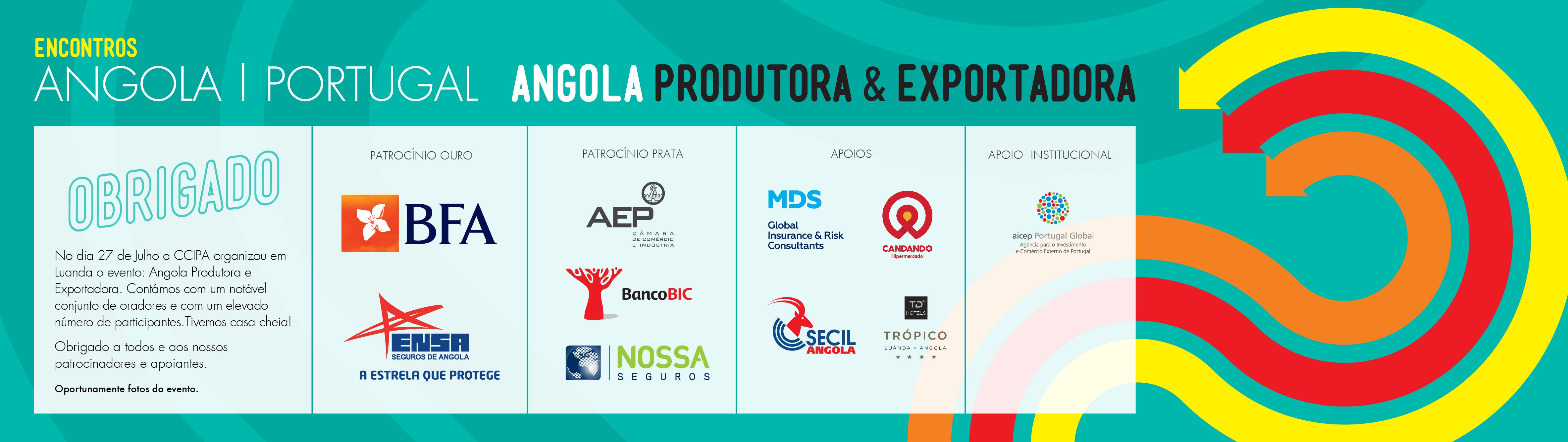Encontros Angola – Portugal  | Angola Produtora & Exportadora. Veja as nossas fotografias!!!