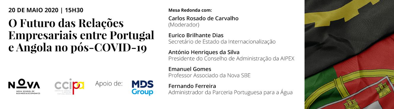 O Futuro das Relações Empresariais entre Portugal e Angola no Pós-COVID 19